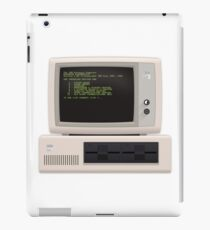 Material IBM PC iPad Case/Skin
