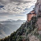 Santa Cova de Montserrat (Catalonia) by Marc Garrido Clotet