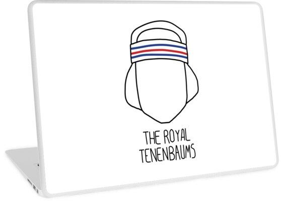 """Richie Tenenbaum"" Laptop Skins By Rb12345 | Redbubble"