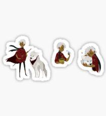 Maya sticker set Sticker