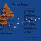 Open Heart.II.. by Amber Elizabeth Fromm Donais