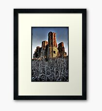 Ghosts of Winter Framed Print