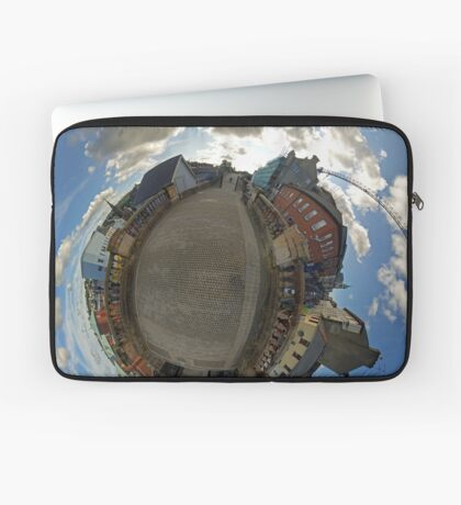 City Walls of Derry at Ferryquay Gate Laptop Sleeve