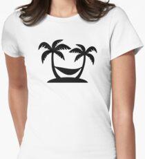 Palms island hammock T-Shirt