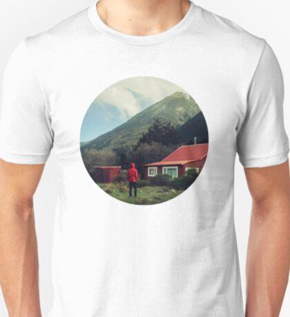 Rote Stalkerhaube! T-Shirt