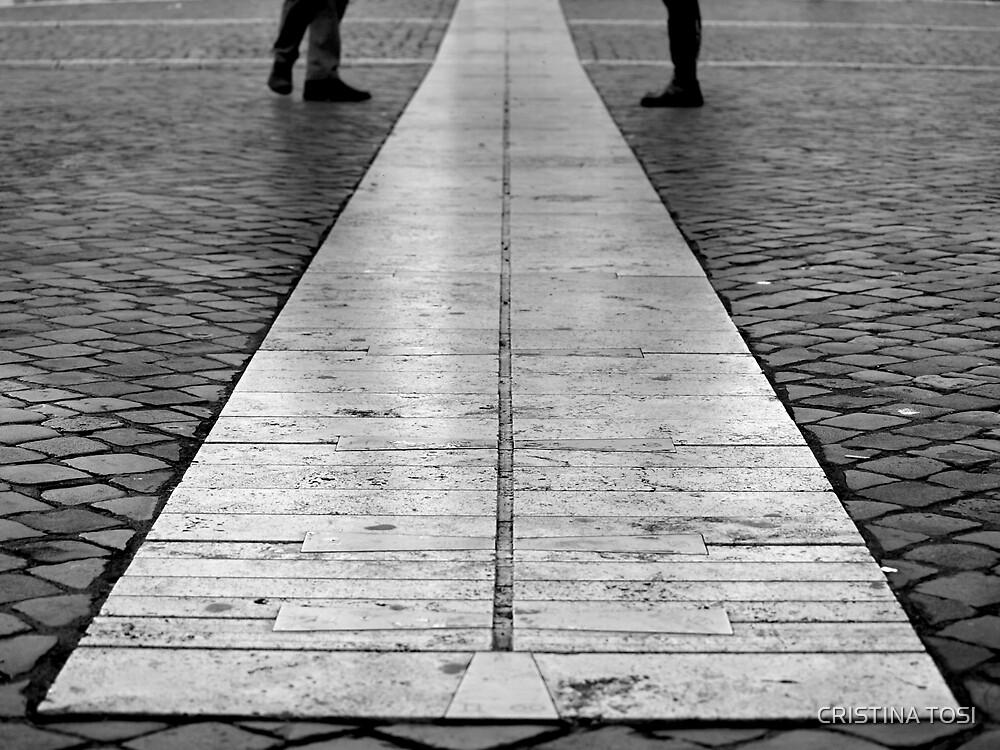 Parliament Square in Rome by CRISTINA TOSI