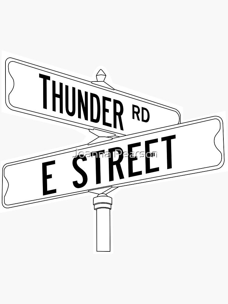 Bruce Springsteen y la E Street Band - Thunder Road de jpearson980