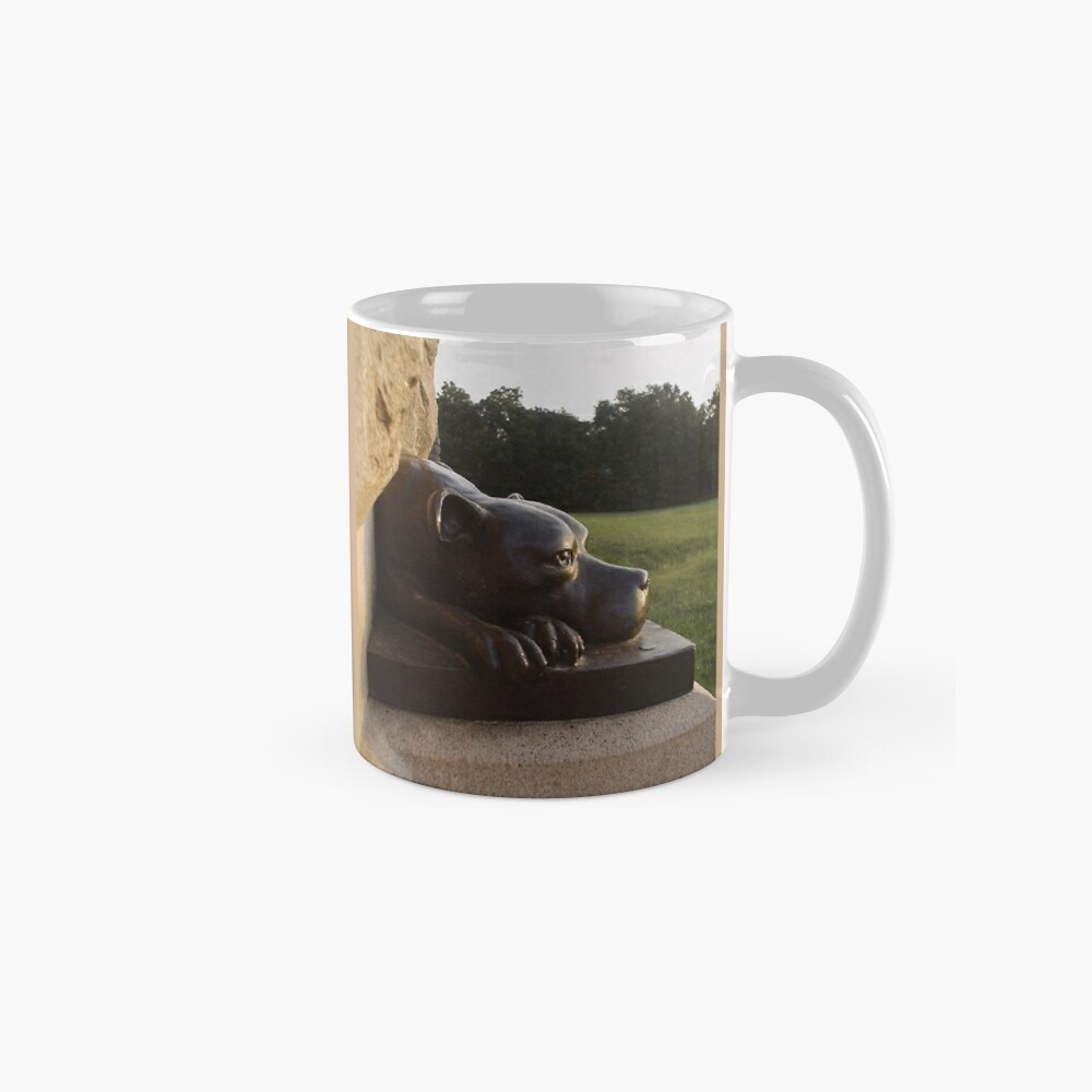 Sallie of the 11th Pennsylvania - Loyal Mascot (Tan) Classic Mug