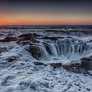Thor's Well- Gateway to the Underworld by mspixvancouver