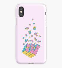 Rubixplosion III iPhone Case/Skin