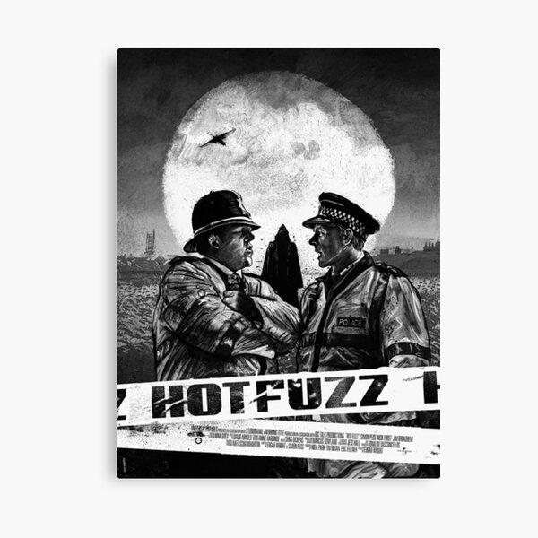 Hot Fuzz  Canvas Print