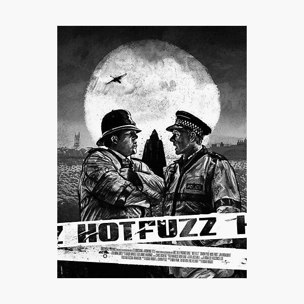 Hot Fuzz  Photographic Print