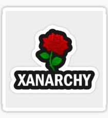 Xanarchy Sticker