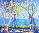 Burleigh Beach #2 by Virginia McGowan