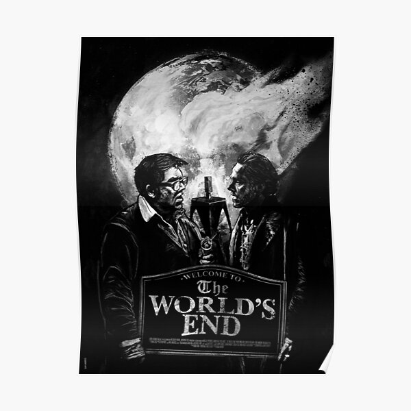 The World's End  Poster