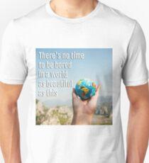 No Time Unisex T-Shirt