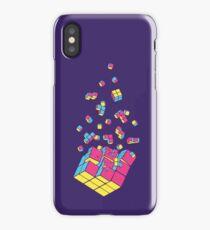 Rubixplosion II iPhone Case/Skin