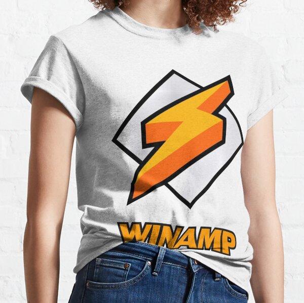 Winamp logo Classic T-Shirt