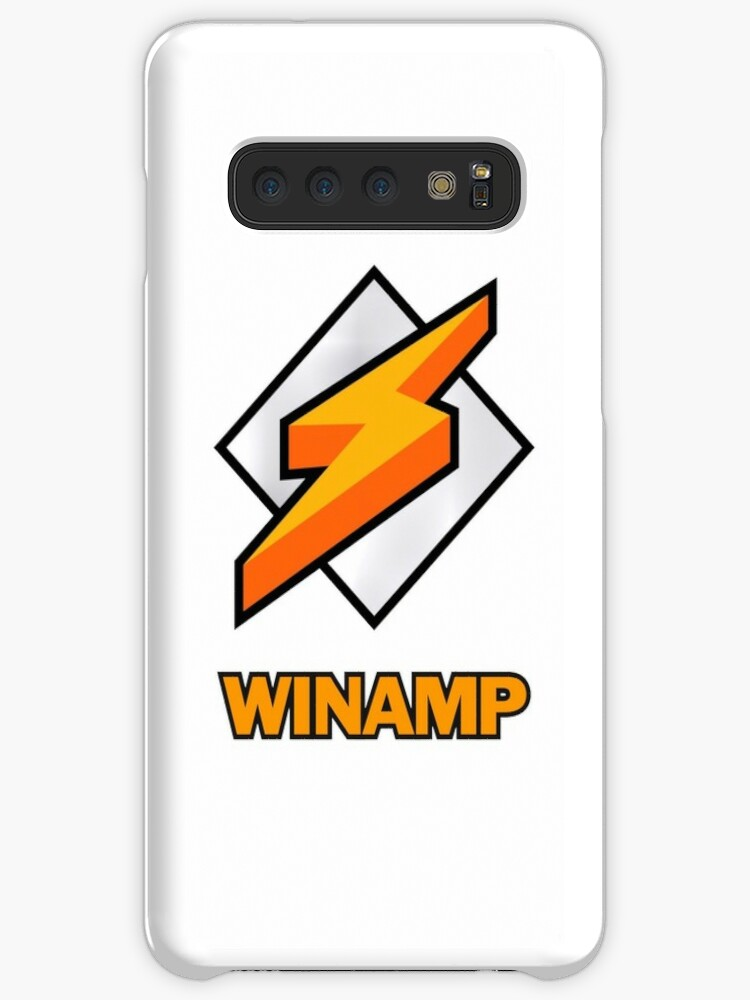 'Winamp logo' Case/Skin for Samsung Galaxy by snowflakedesign