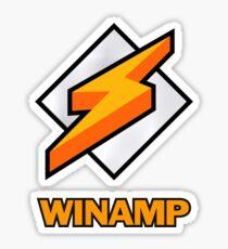 Winamp logo Sticker