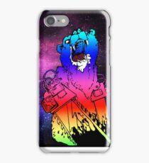 Chainsaw Rainbow Bhurrr iPhone Case/Skin