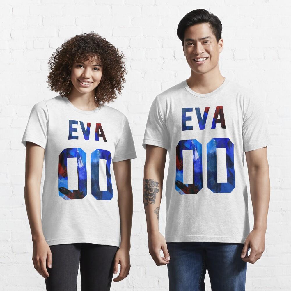 EVA-00 (Neon Genesis Evangelion) Essential T-Shirt