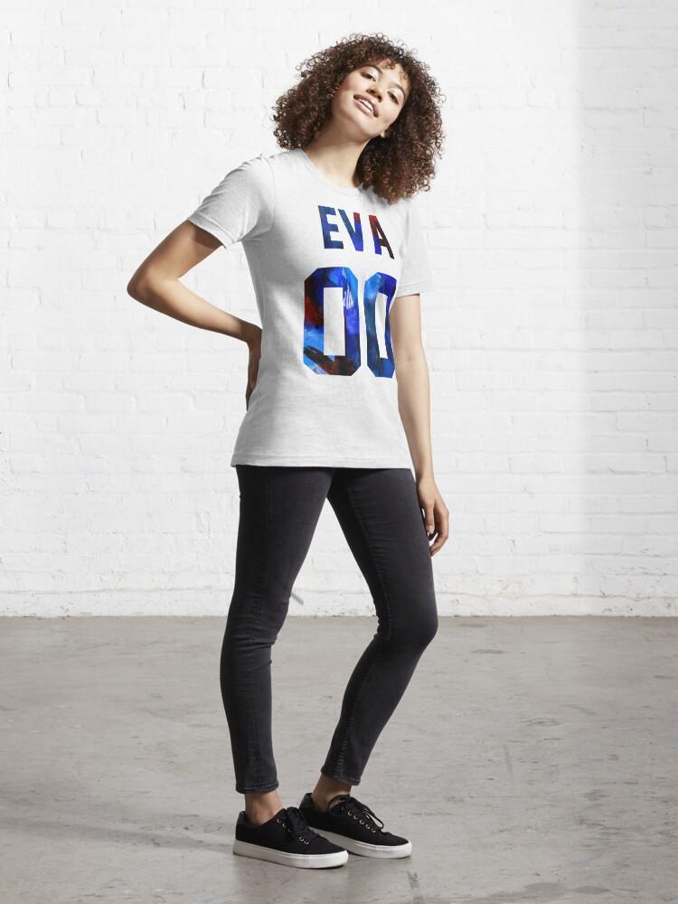Alternate view of EVA-00 (Neon Genesis Evangelion) Essential T-Shirt