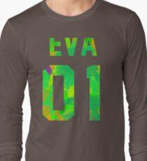 EVA-01 Revision (Neon Genesis Evangelion) Long Sleeve T-Shirt