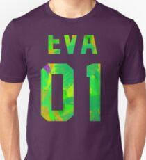 EVA-01 Revision (Neon Genesis Evangelion) Unisex T-Shirt