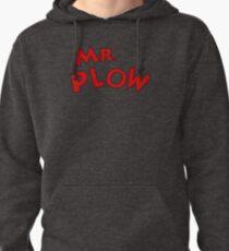 Mr. Plow Pullover Hoodie
