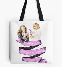 Grace and Frankie Tote Bag