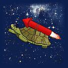 Flying Tortoise by MParker
