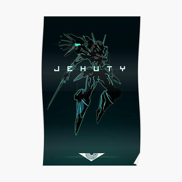 Jehuty Poster