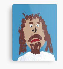 Jésus Metal Print