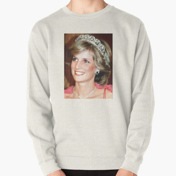 Princess Diana Pullover Sweatshirt