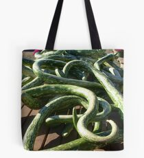 Are These Snakes or Zucchini? Tote Bag