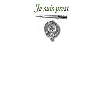 Je Suis Prest (Outlander) by EstrellaDLT
