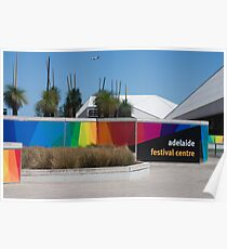 Festival Centre Poster