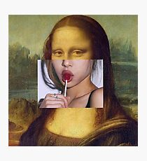 Gioconda Photographic Print