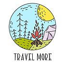 Travel more. by Senpo