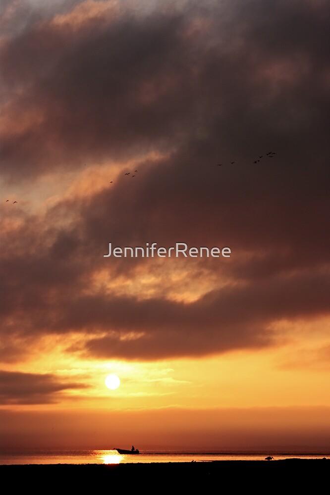Heading Out by JenniferRenee