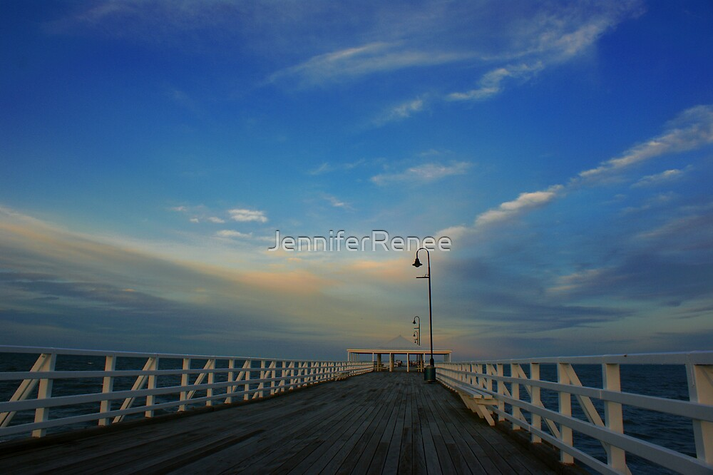 Into the Blue by JenniferRenee