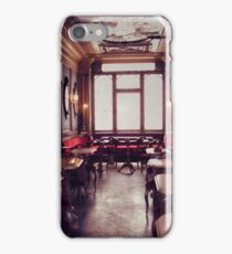MERCHANT OF VENICE - Florian Tea Room iPhone Case/Skin