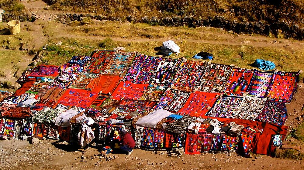 Tambo Machay, Peru by C1oud