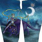 Armour Moon Legs by KatArtDesigns