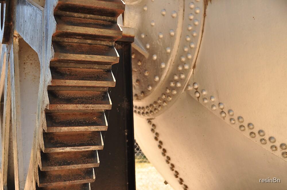 Straw boiler at Broadford by resin8n