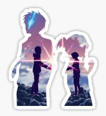 """""""Fate"""" Sticker"""