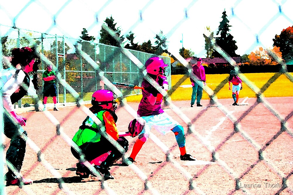 Bases Loaded by Leanne  Thomas