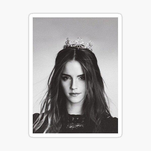 La reine Emma Watson Sticker