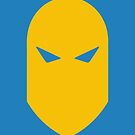 Dr. Fate Helmet by burthefly